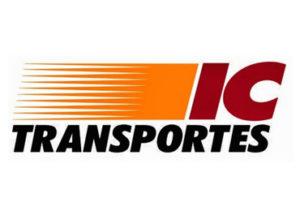 Logo IC TRANSPORTES